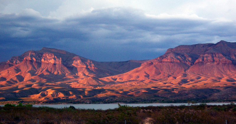 Truth or Consequences, New Mexico is a great place to spend the cold winter months.