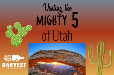 Visiting the Mighty Five National Parks of Utah