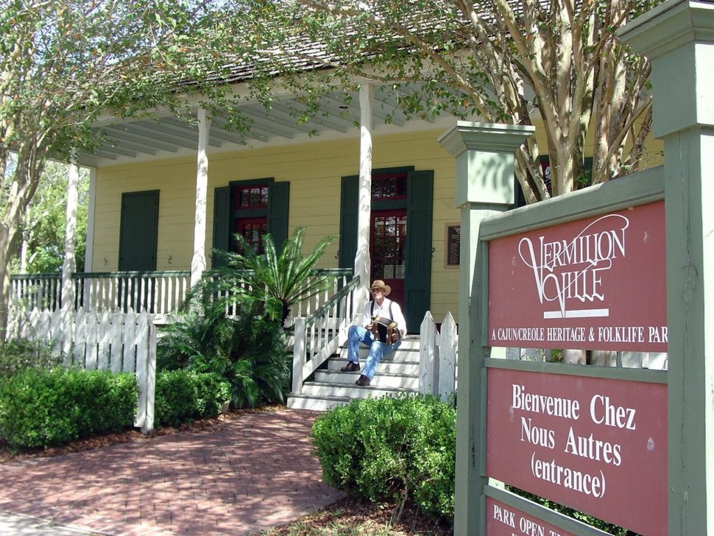 Vermilionville Village is a unique living history museum in southern Louisiana.