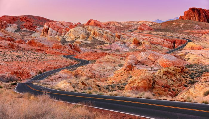 Valley of Fire State Park is one of the prettiest places in the American Southwest.
