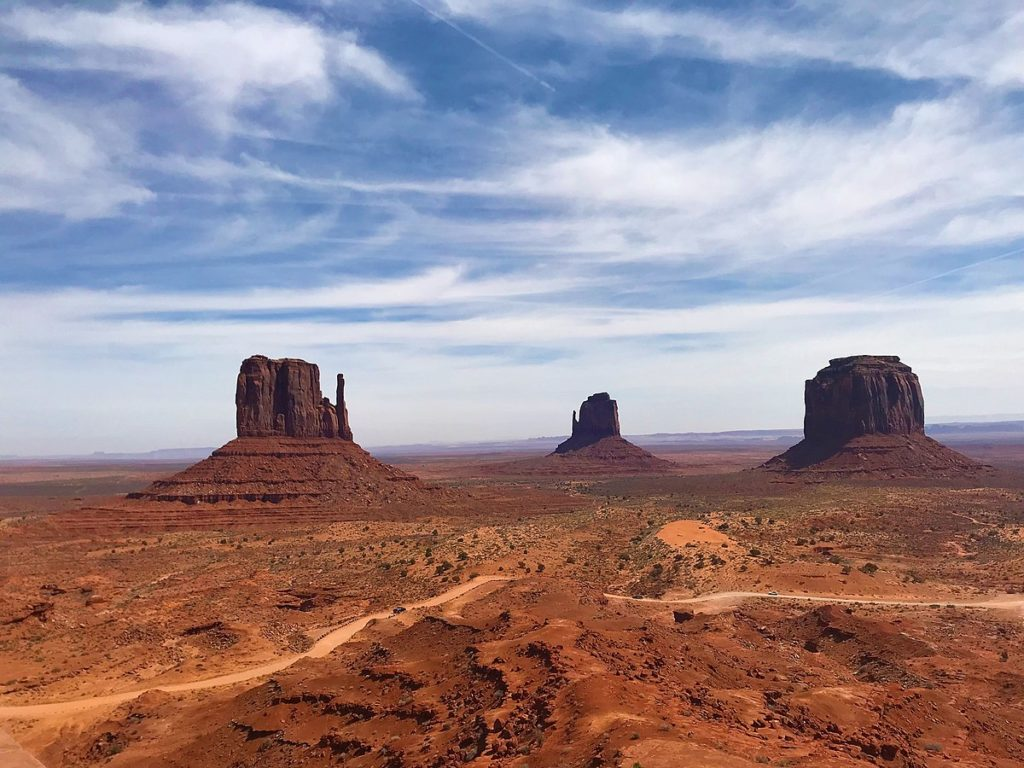 Monument Valley is an American Southwest icon.