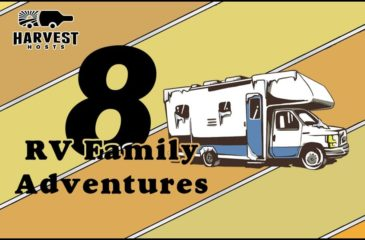 8 Full Time Families Share Why They Love to RV
