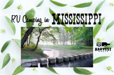 Excellent RV Camping in Mississippi