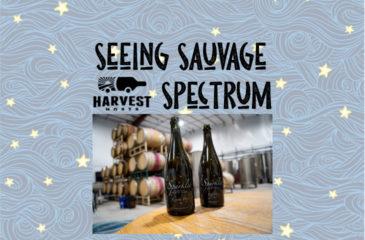 Seeing Sauvage Spectrum