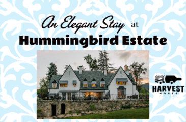 An Elegant Stay at Hummingbird Estate