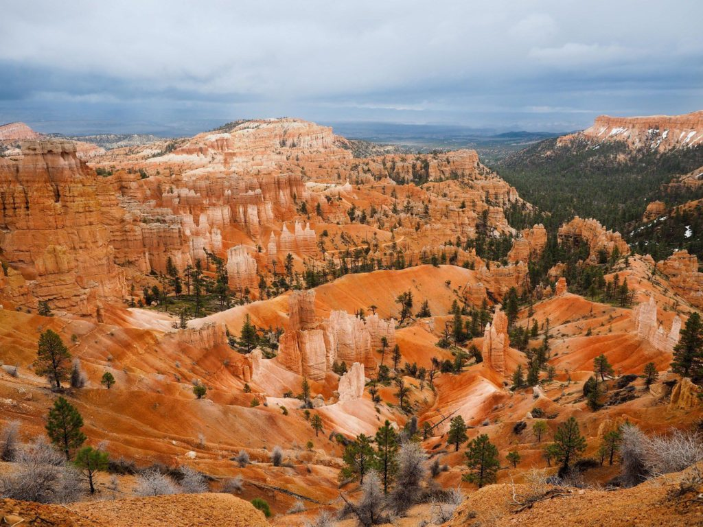The American Southwest is one of the best places to visit in the winter season.