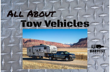 All About Tow Vehicles