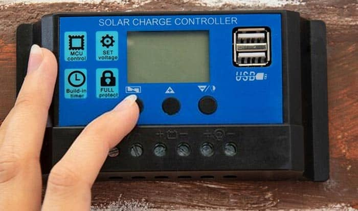 A solar charge controller is key to your solar set-up.