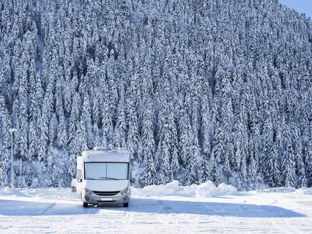Driving in winter conditions is difficult, so it's helpful to be prepared just in case.