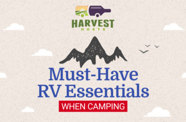 Must-Have Packing List for RV Camping