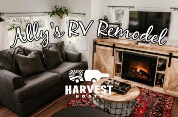 Ally's RV Remodel