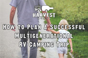 How to Plan a Successful Multigenerational RV Camping Trip