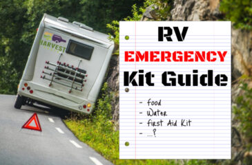 RV Emergency Kit Guide