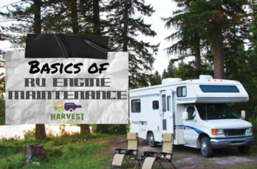 Basics of RV Engine Maintenance