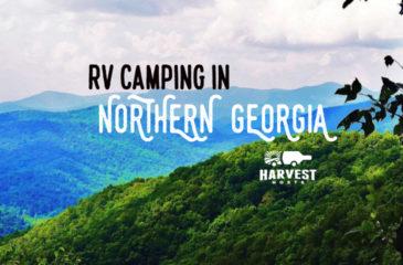 RV Camping in Northern Georgia