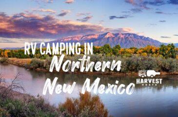 RV Camping in Northern New Mexico
