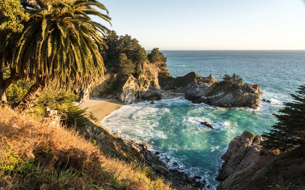 Big Sur is one of the most iconic road trip destinations in California.