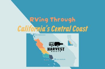 RVing through California's Central Coast