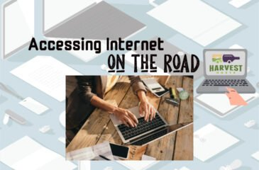 Accessing Internet on the Road