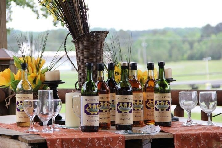 Ocoee Winery is an excellent example of a Tennessee Harvest Hosts location.
