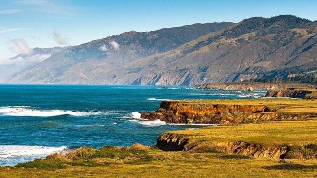 San Luis Obispo is one of the most peaceful towns along the Central California coast.