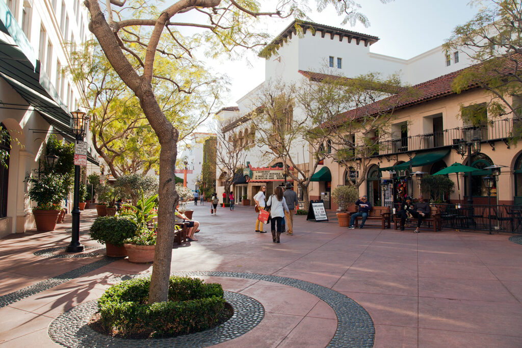 Santa Barbara is an awesome city in Southern California.