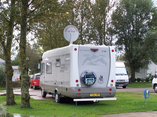 Satellite Internet is one of the best ways to gain internet on the road.