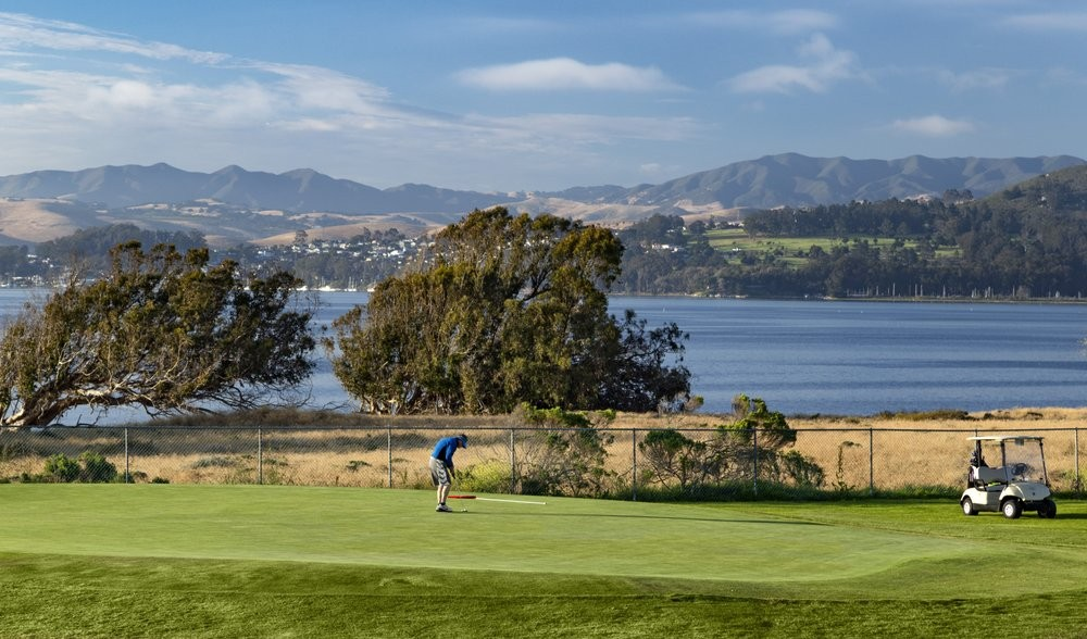 Sea Pines Golf Resort is an excellent Harvest Hosts location along California's Central Coast.