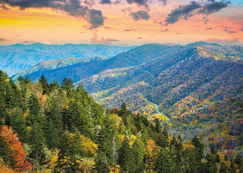 This is one of the prettiest states in the country.