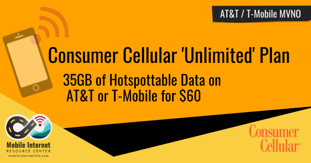 Unlimited cell phone plans is one of the best ways to gain internet on the road.