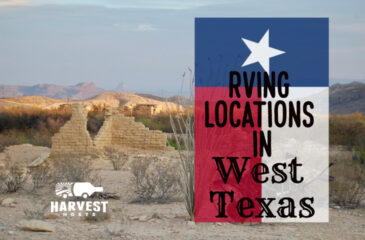 RV Locations in West Texas