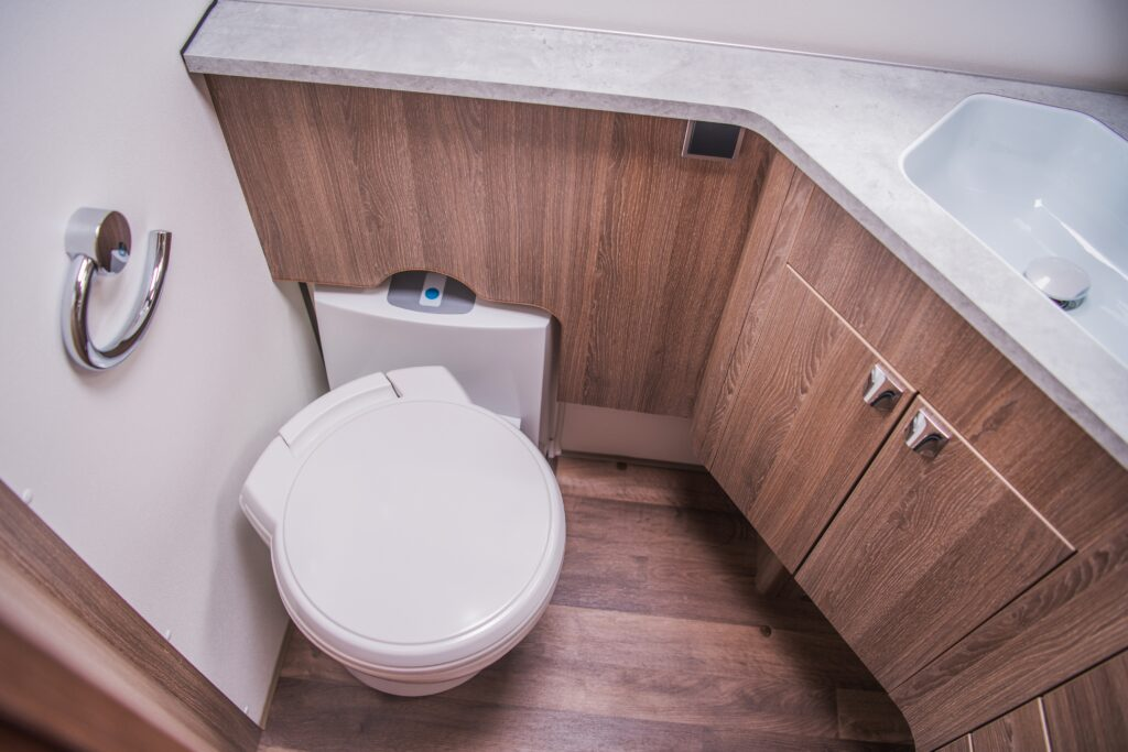 Replacing your RV toilet is an easy project with a big impact.