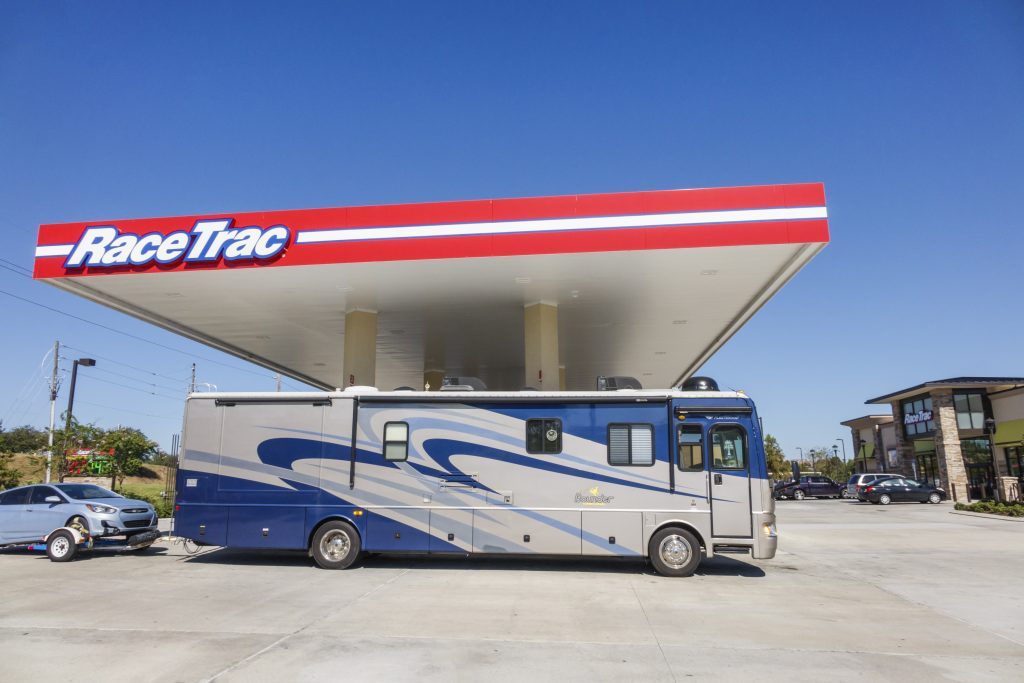 Budgeting for gas is one of the most important parts of planning an RV trip.