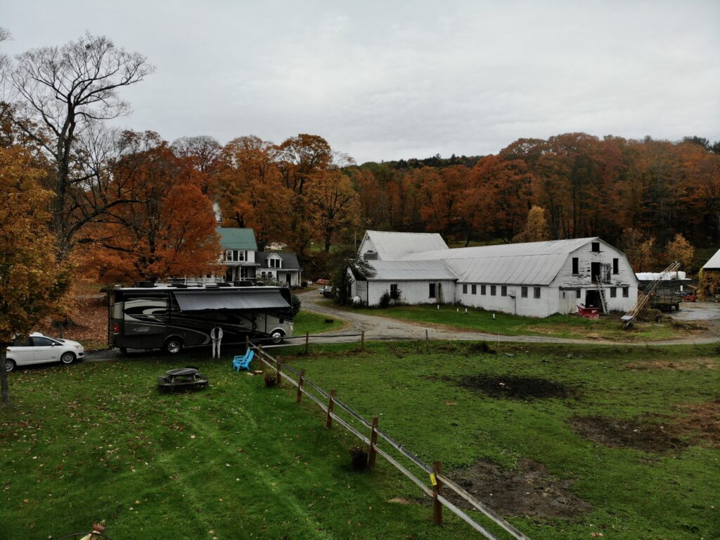 Robb Family Farm stayed afloat throughout the COVID-19 pandemic with the help of the Harvest Hosts program.