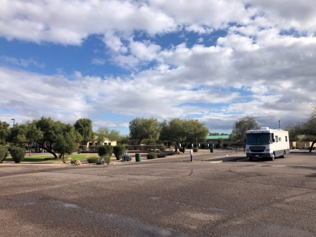 Bear Creek Golf Complex is one of our awesome Harvest Hosts golf locations in Phoenix.