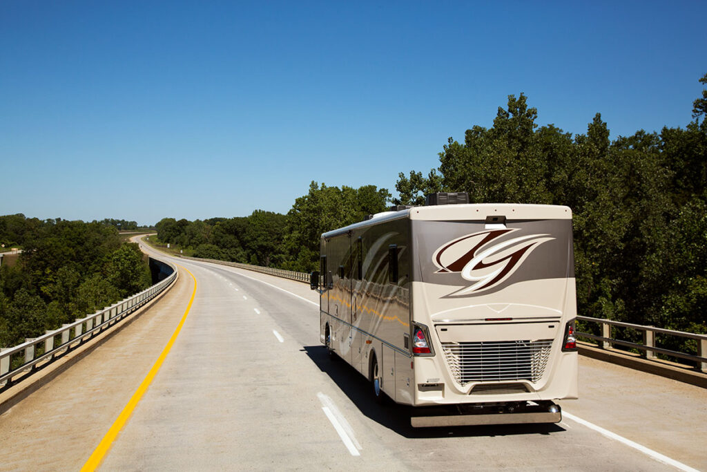 Driving a motorhome can take some practice to get started, but these tips should help you to get started.