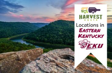 Harvest Hosts in Eastern Kentucky