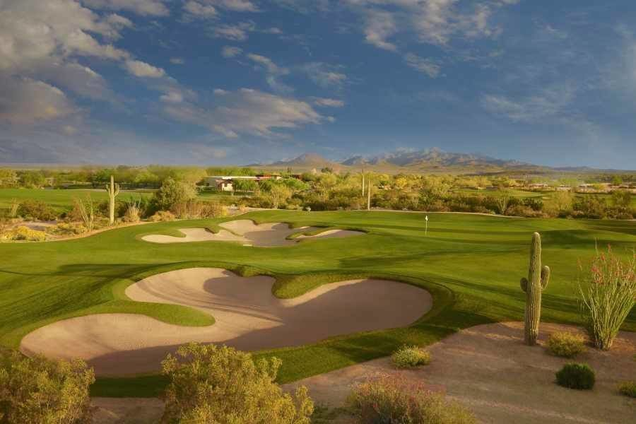 Phoenix is one of the best golf cities in the US.