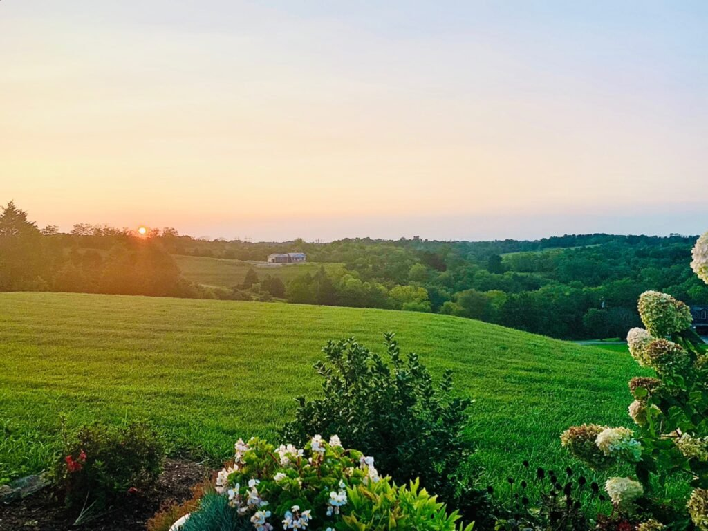 Jordan Hill Farm is one of our favorite Eastern Kentucky Harvest Hosts locations.