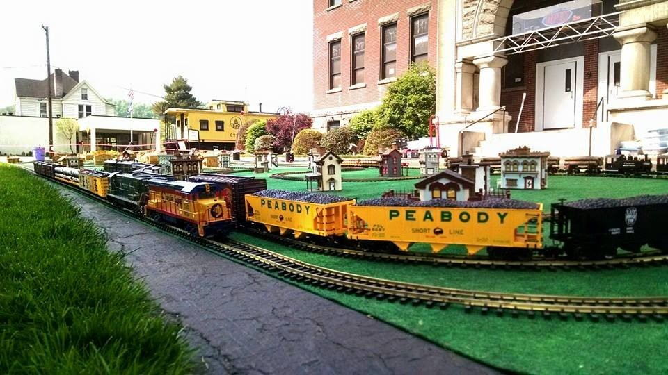Kruger Street Toy and Train Museum is just one of our incredible Harvest Hosts locations.