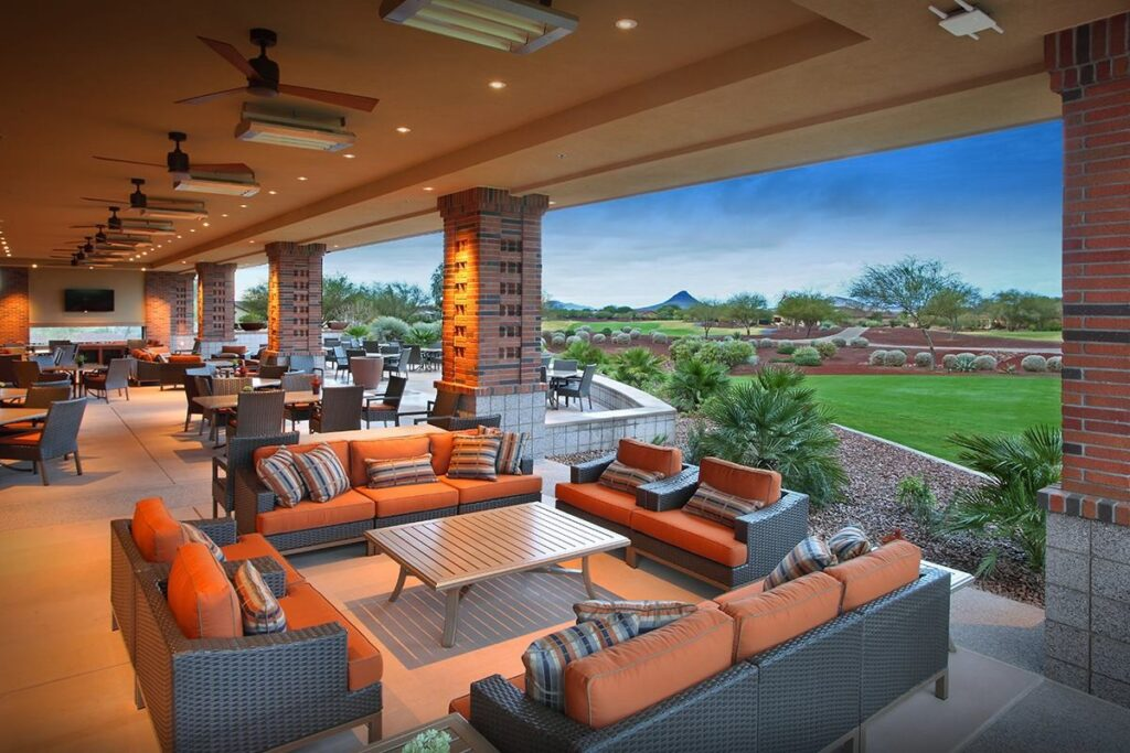 Poston Butte Golf Club is one of our awesome Harvest Hosts golf locations in Phoenix.