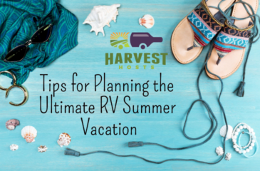 Tips for Planning the Ultimate RV Summer Vacation
