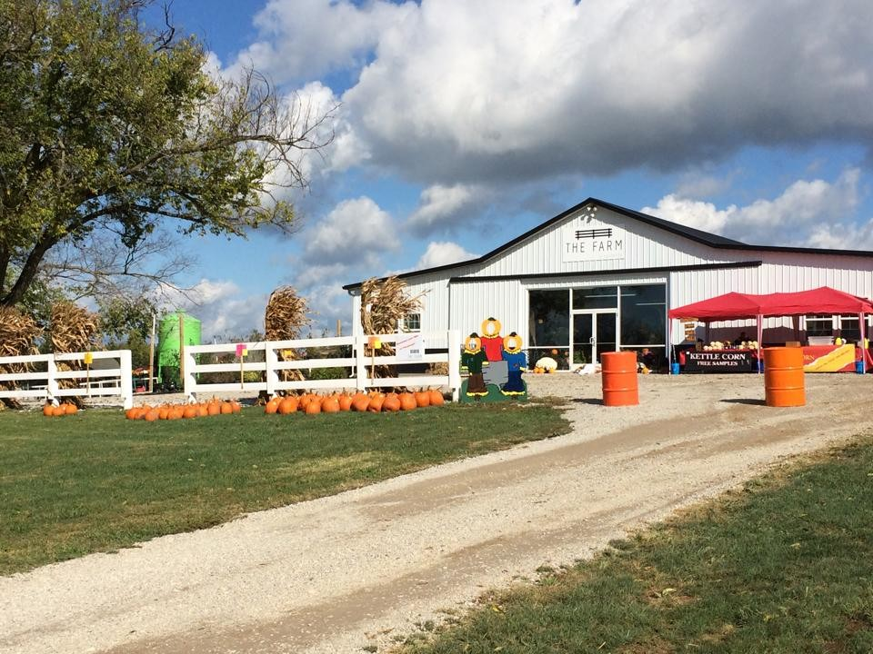 This awesome Harvest Hosts locations sells a variety of local produce.