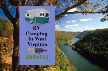 RV Camping in West Virginia