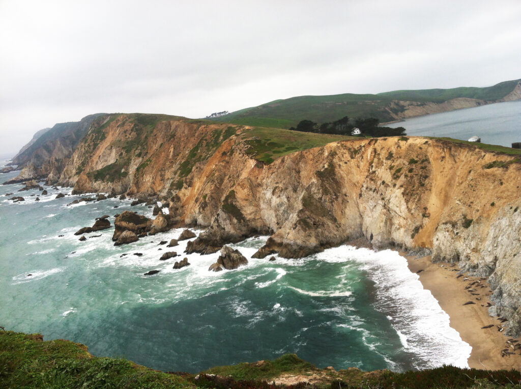 Point Reyes National Seashore is a favorite area in Northern California.