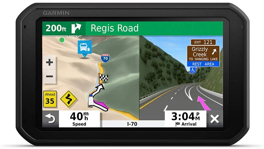 The Garmin 785is one of the top-rated GPS devices available to RVers.