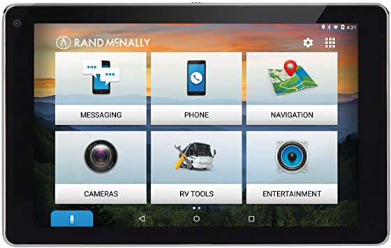 The Rand McNally OverDryve 7 RV GPS is one of the top-rated GPS devices available to RVers.