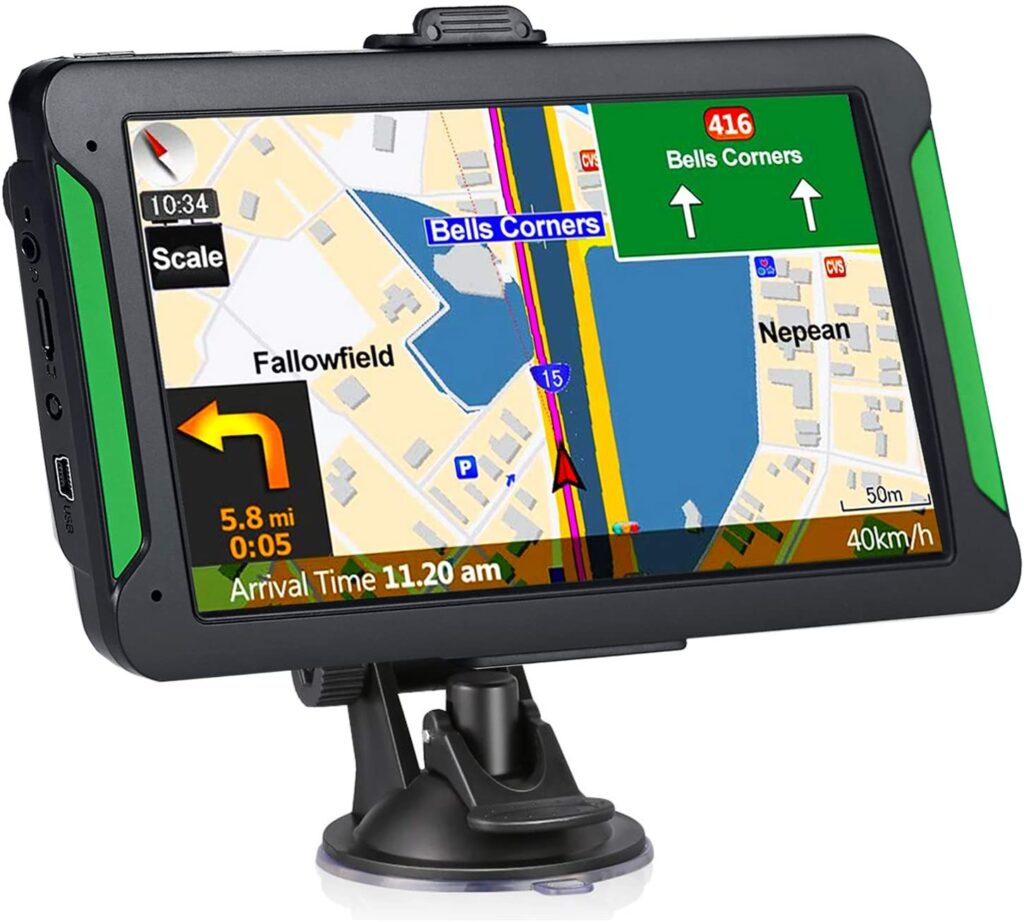 Navruf RV 7 GPS is one of the top-rated GPS devices available to RVers.