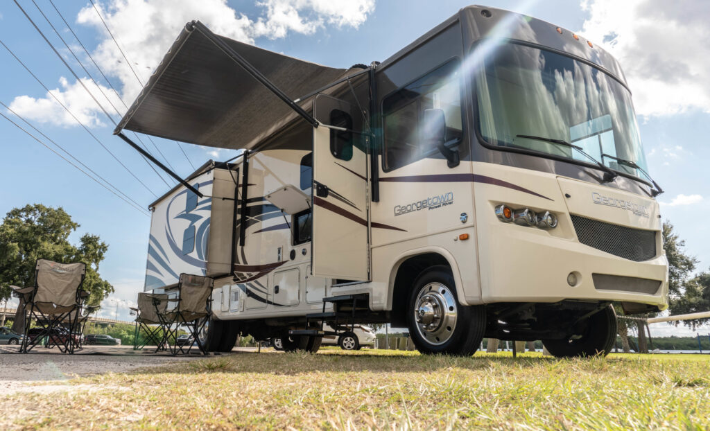 RV motorhome rentals are expected to be more popular than ever this year.