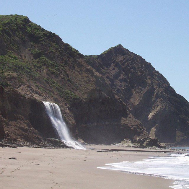 Alamere Falls is the most popular strenuous hike in the park.